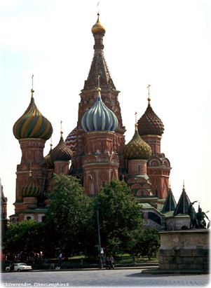Catedral Moscou