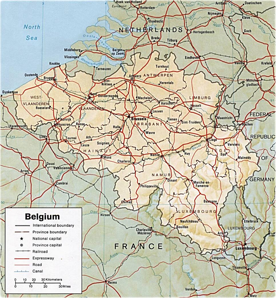 bruxelas mapa Mapa Bélgica, Bruxelas bruxelas mapa